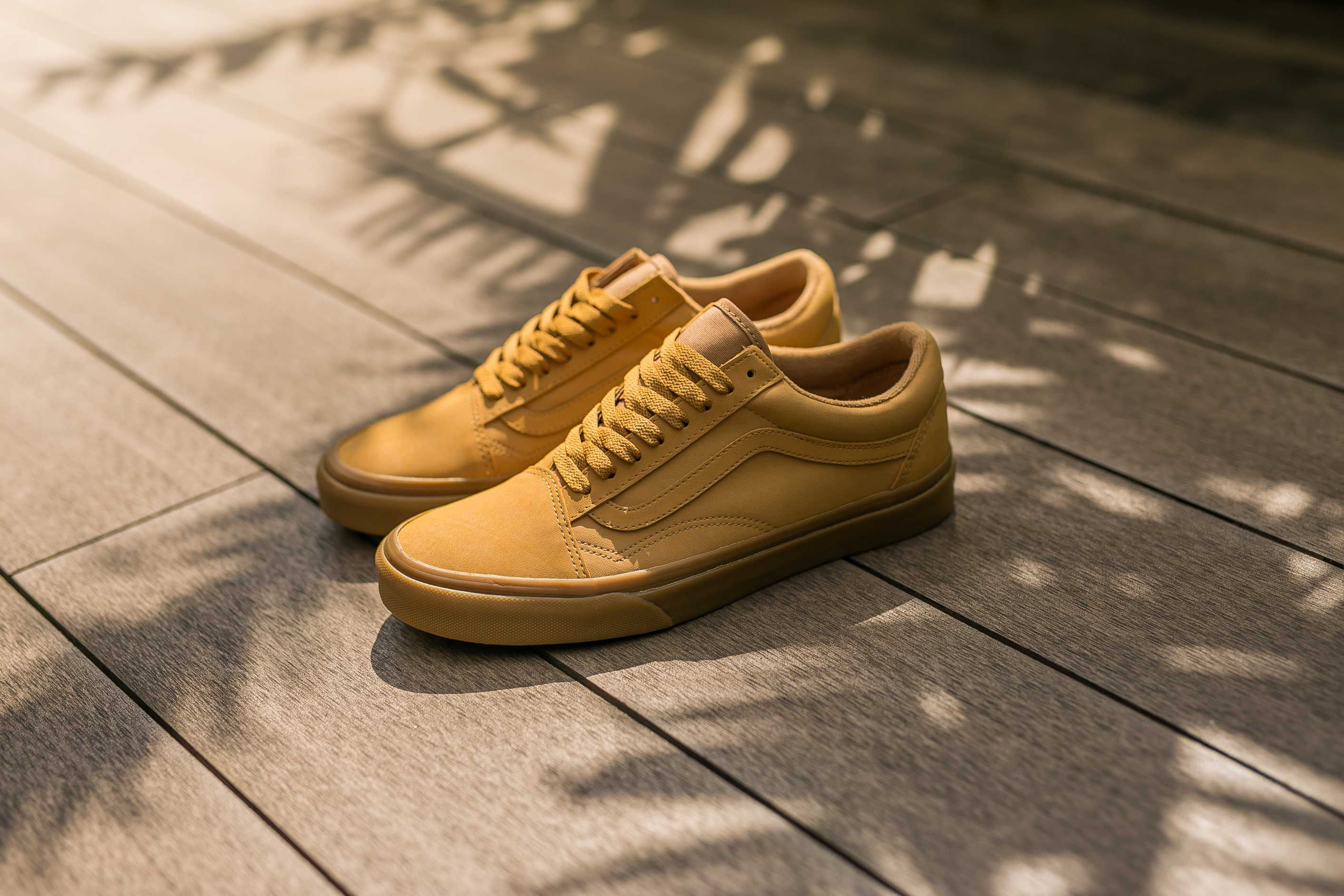 Vans The Vansbuck #OldSkool, the Vans classic skate shoe and