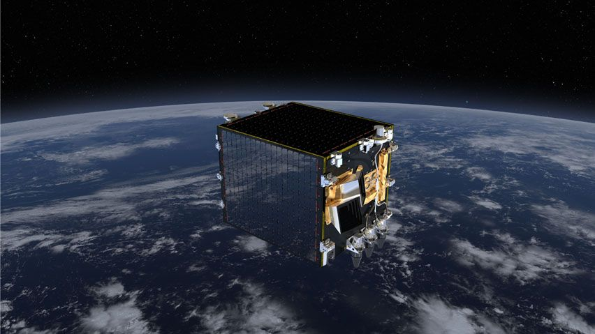 Firm Smartens Up New Earthobserving Satellite - Recent satellite images of earth