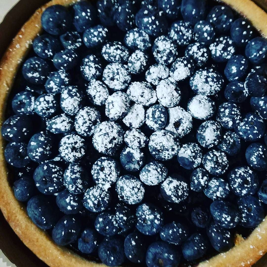 blueberry #pie from Swiss Chalet Bakery Morristown NJ