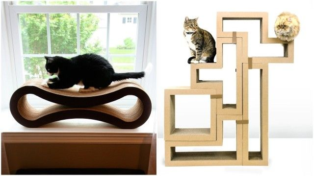 10 Cat-Centric Home Pieces For Classy Cat Ladies (And Gentlemen!)