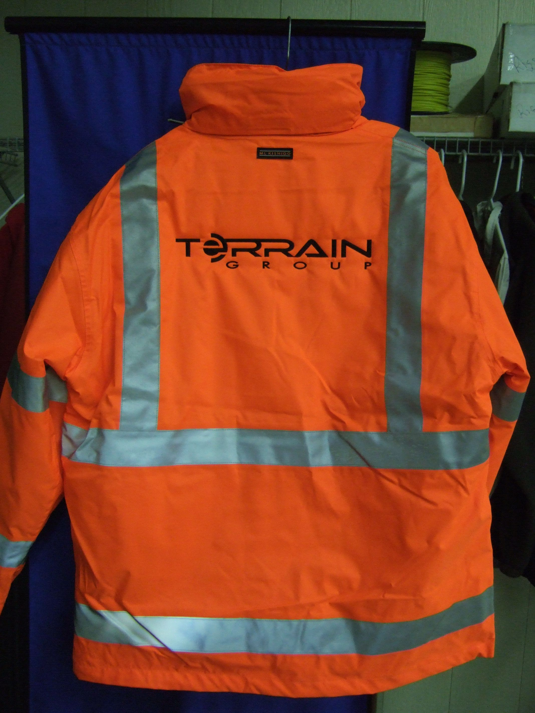 Safety Jacket Clothing brand, Apparel, Sales and marketing