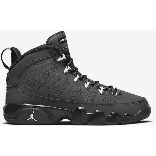 the latest 09a8a 3faf3 AIR JORDAN 9 RETRO ( 140) ❤ liked on Polyvore featuring shoes, retro  inspired
