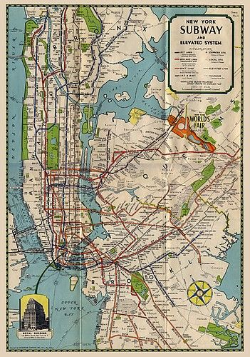 Mta Subway Map Permission Of Usage.I M Framing Old Ny Subway Maps As Home Decorations Old New York