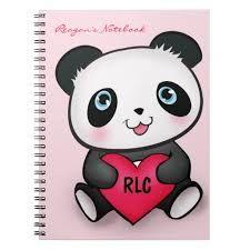 Resultado de imagen para cuadernos de pandas