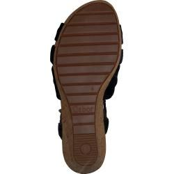 Photo of Gabor Sandals 828 Black Gabor