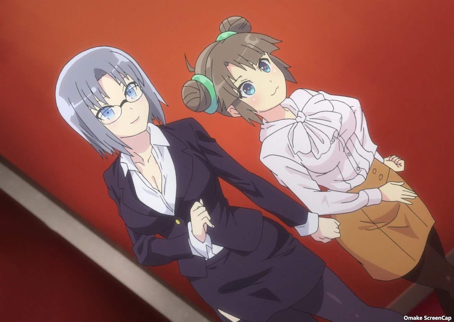 Yumi minori anime tokyo episodes