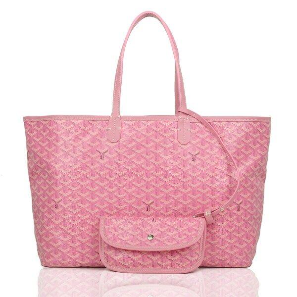13779ade0bd Amazing Hot Goyard St Louis Tote Bags 18212 Pink Pm Cheap