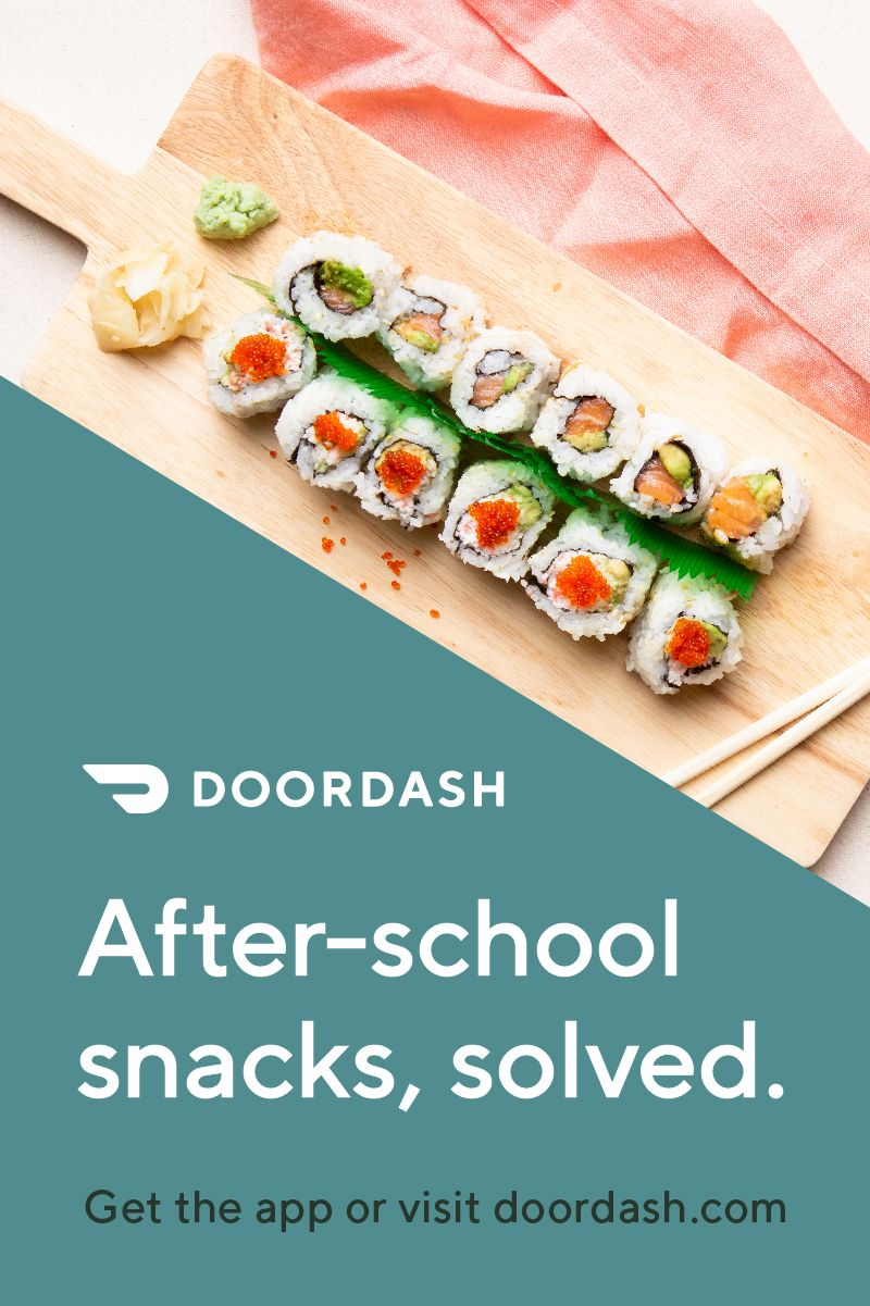Doordash Offers A Selection Of More Than 250 000 Menus Across 3 000 Cities In The U S And Canada Get Your Favorite Restaurants Delivered Food Recipes Snacks
