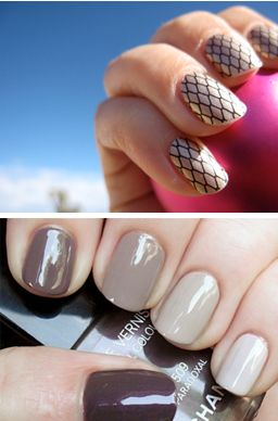 4 easy do it yourself manicures idea board pinterest manicure 4 easy do it yourself manicures solutioingenieria Image collections