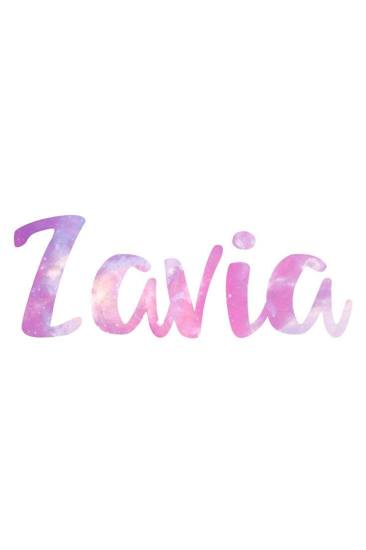 Zavia: Unusual Names for Girls I Nameille com | Bb/bb tips/bb