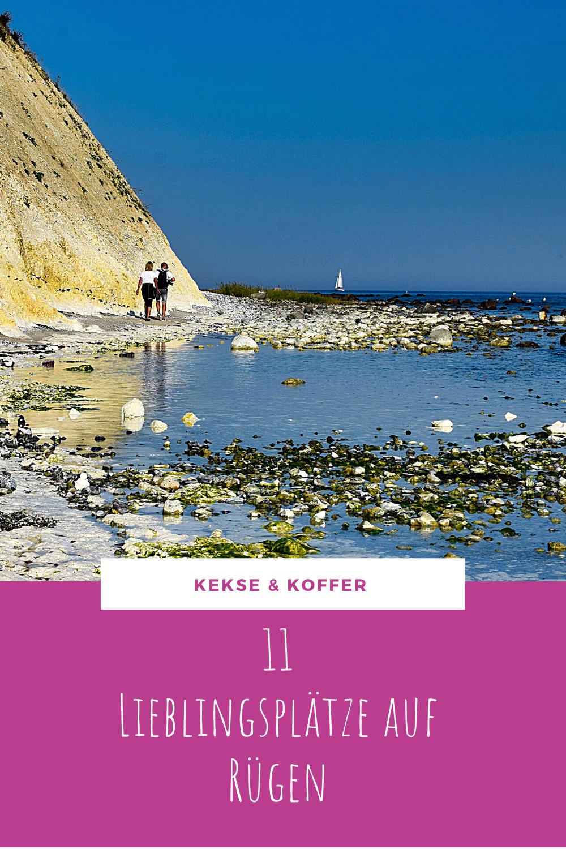Seebäder, Kreidefelsen, Fischbrötchen – 20 Lieblingsplätze auf ...