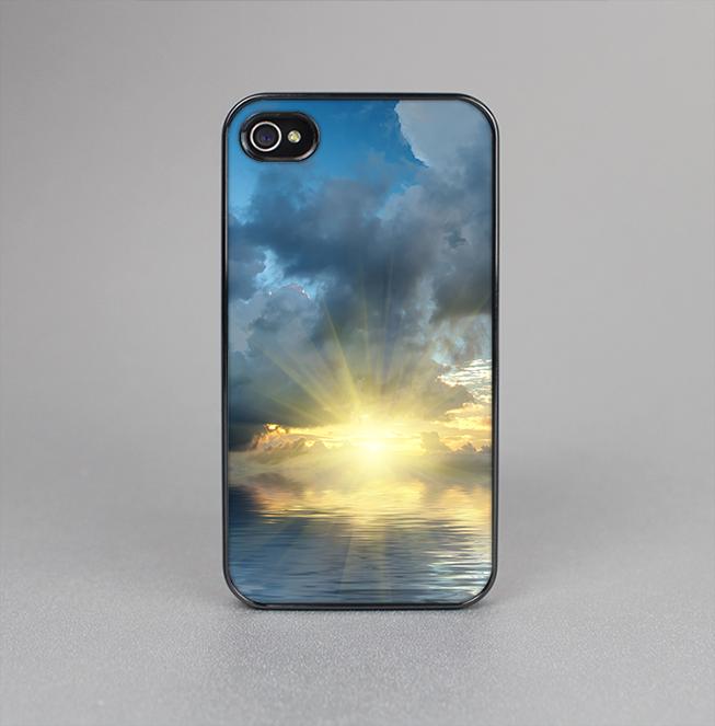 The Calm Ocean Sunset Skin-Sert for the Apple iPhone 4-4s Skin-Sert Case