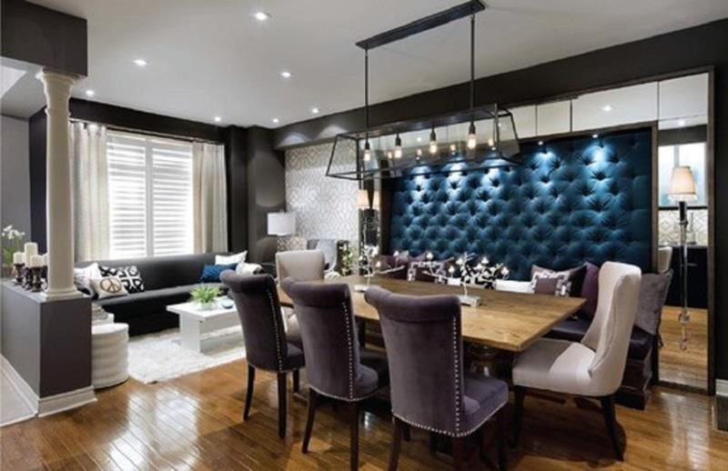 25 Luxurious Dining Room Designs   Home Epiphany