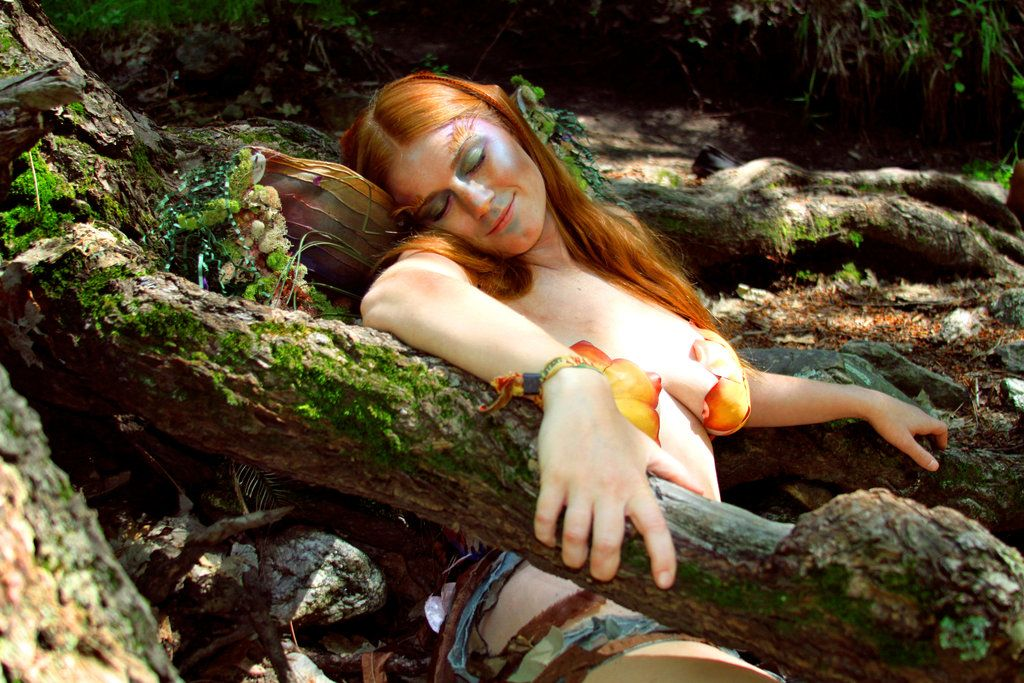 Earth Nymph by StillScribe on DeviantArt