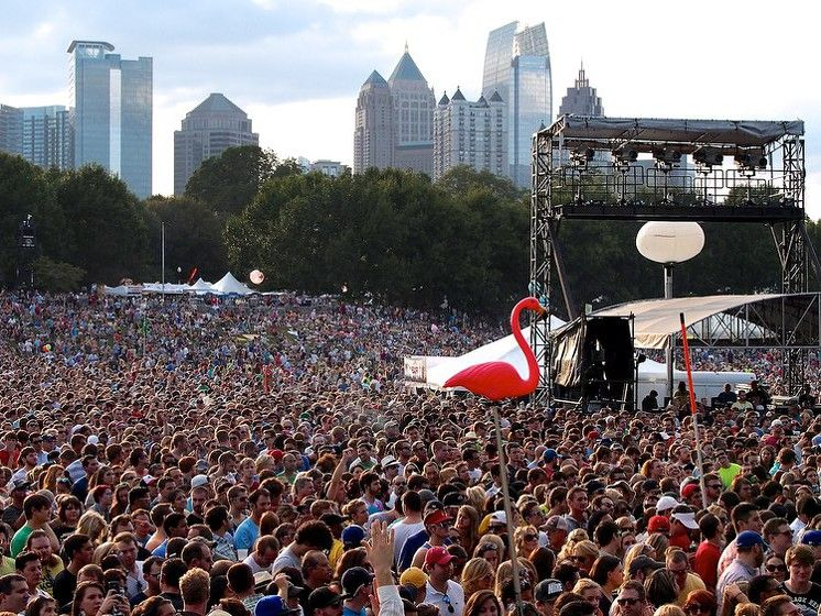 Free Event In Atlanta This Summer Music Midtown Atlanta