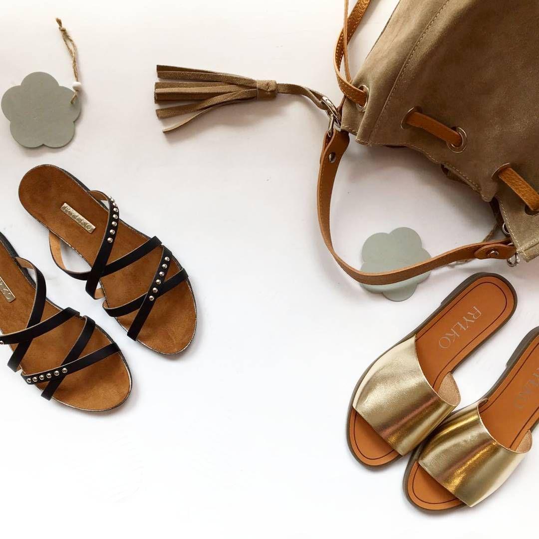 Pogoda Nie Nastraja Ale Mozemy Wyobrazic Sobie Piekny Letni Dzien I Letnie Stylizacje Rylko Klapki Shoes Summer Summershoes Lea Shoes Sandals Fashion