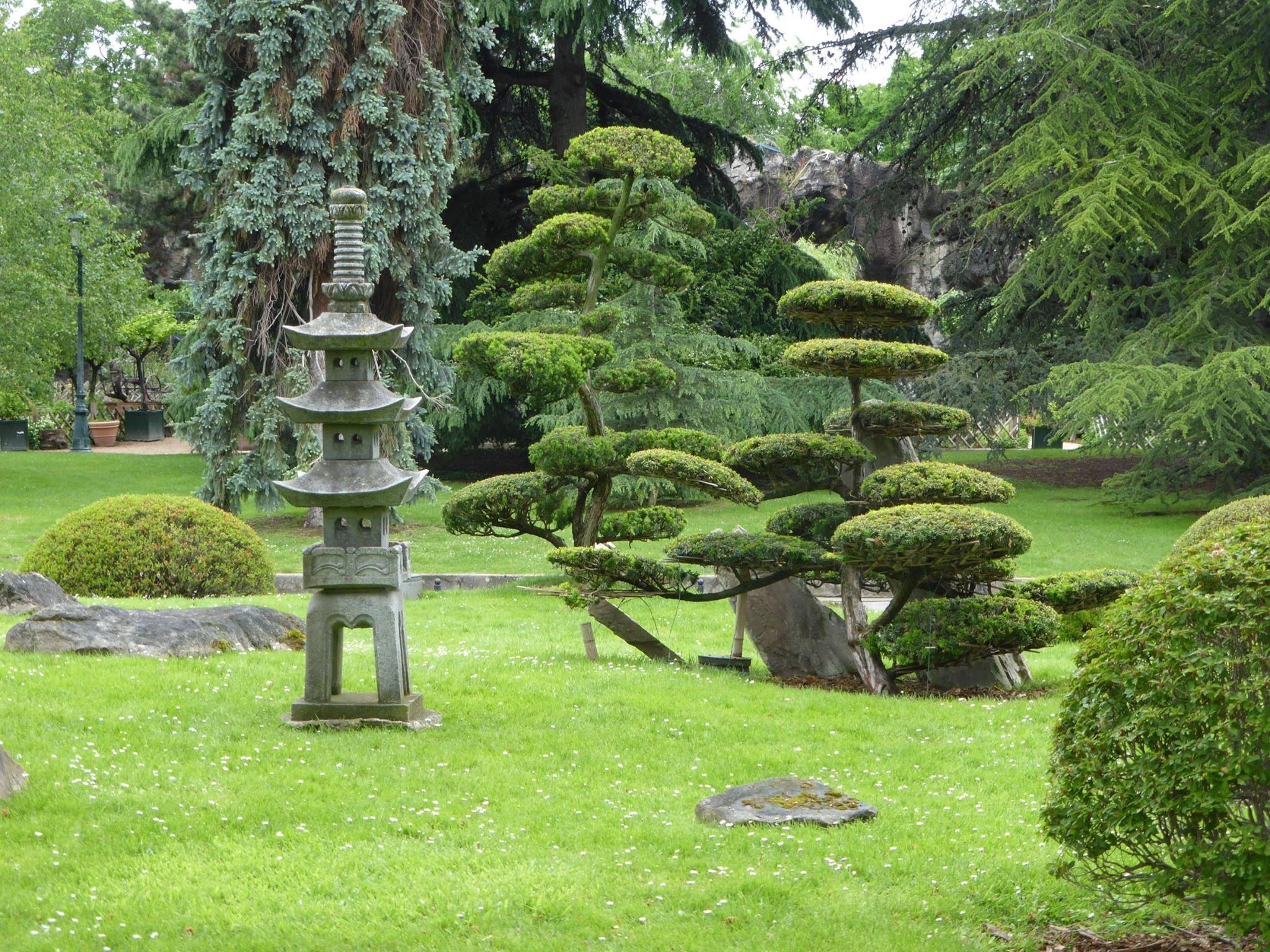 Jardin Japonais Jardin D Acclimatation Paris 16eme Arr 75