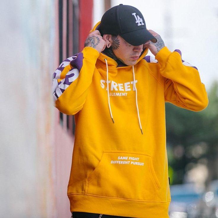 Casual Streetwear Hoodie
