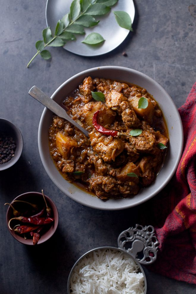Sinfully Spicy Chicken Vindaloo Gastro Poultry Vindaloo