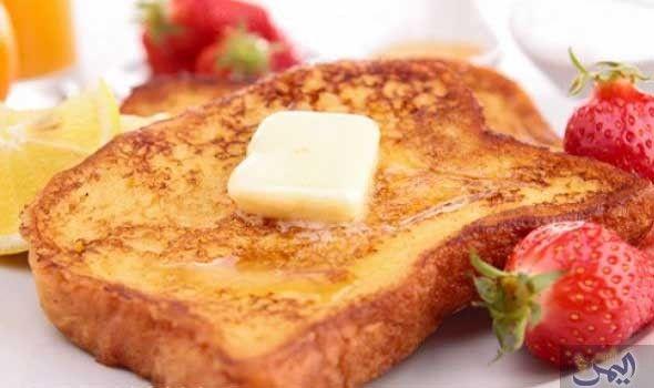 فرنش توست في الفرن Homemade French Toast French Toast Bake Toast Recipes