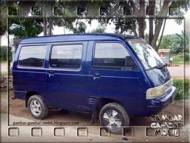 Foto Mobil Suzuki Carry Minibus Suzuki Carry Mini Vans Katana Carry On