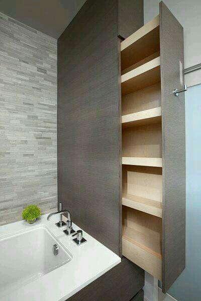 Badkamer kast | badkamer | Pinterest | Bath products, Bath and Store