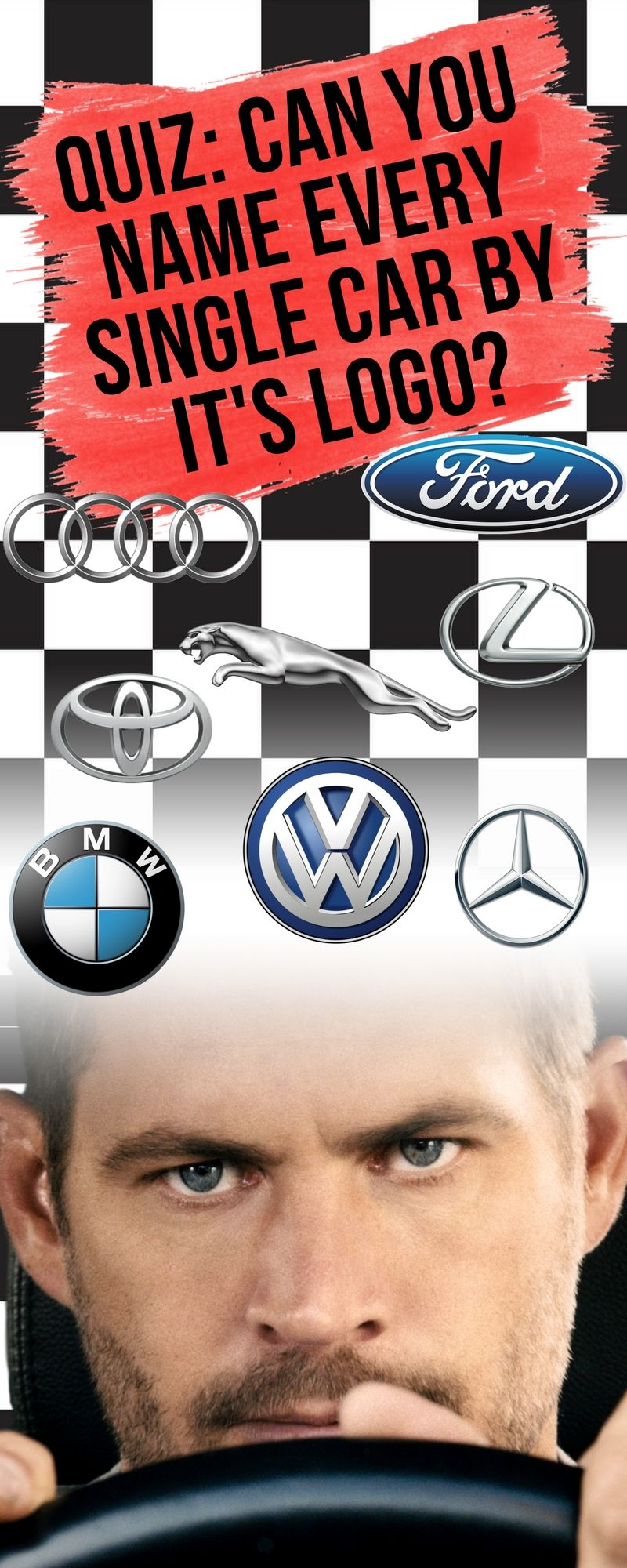Quiz Can You Name Every Single Car By It S Logo Brain Games