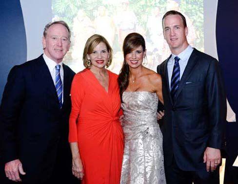 peyton manning wife. Peyton Manning Children\u0027s Hospital Gala 2010 - St.Vincent  Foundation Peyton Manning Wife