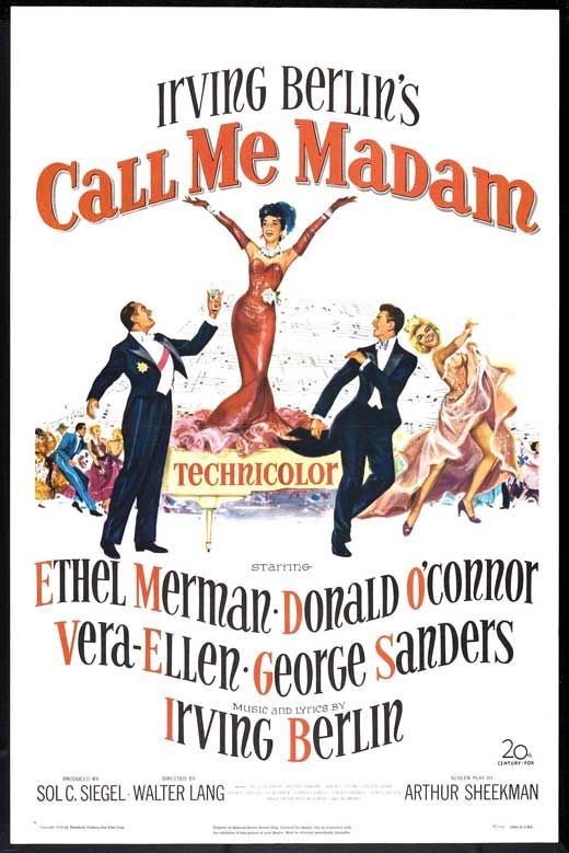 Download Call Me Madam Full-Movie Free