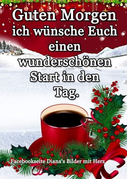 Weihnachten Guten Morgen Guten Morgen Bilder Weihnachten