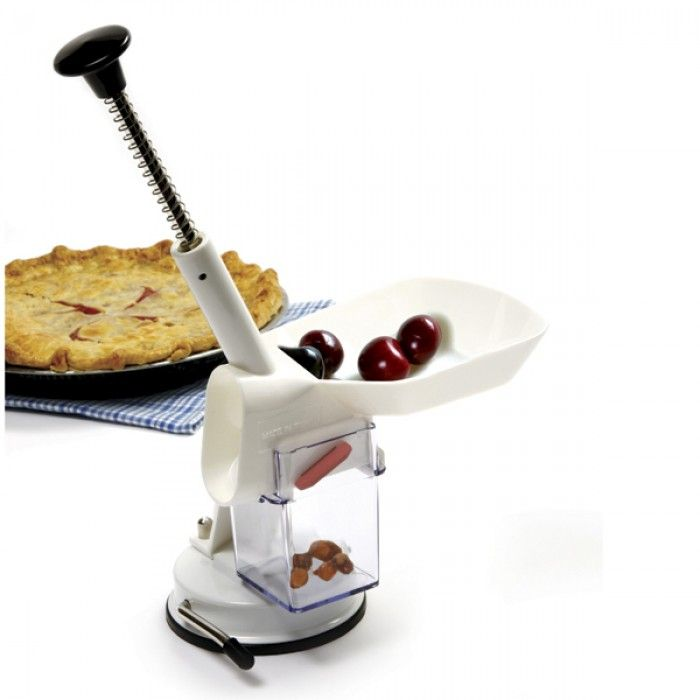 Deluxe Cherry Pitter With Suction Base Cherry Pitter