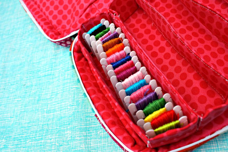 Tutorial Embroidery To Go Bag Embroidery Tutorials And Crossstitch