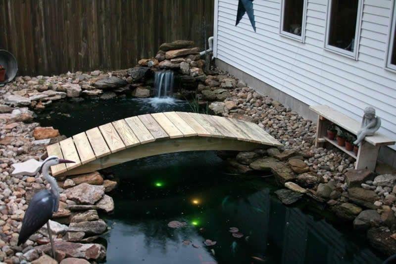 Perfect Testimonials On Handcrafted Garden Bridges
