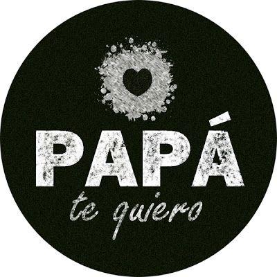 Dia Del Padre Tiza Y Pizarra Carteles Dia Del Padre Feliz Dia