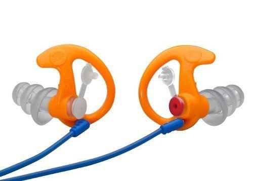 Surefire Sonic Defender Plus EP4 Ear Plugs Hearing Protection Lg