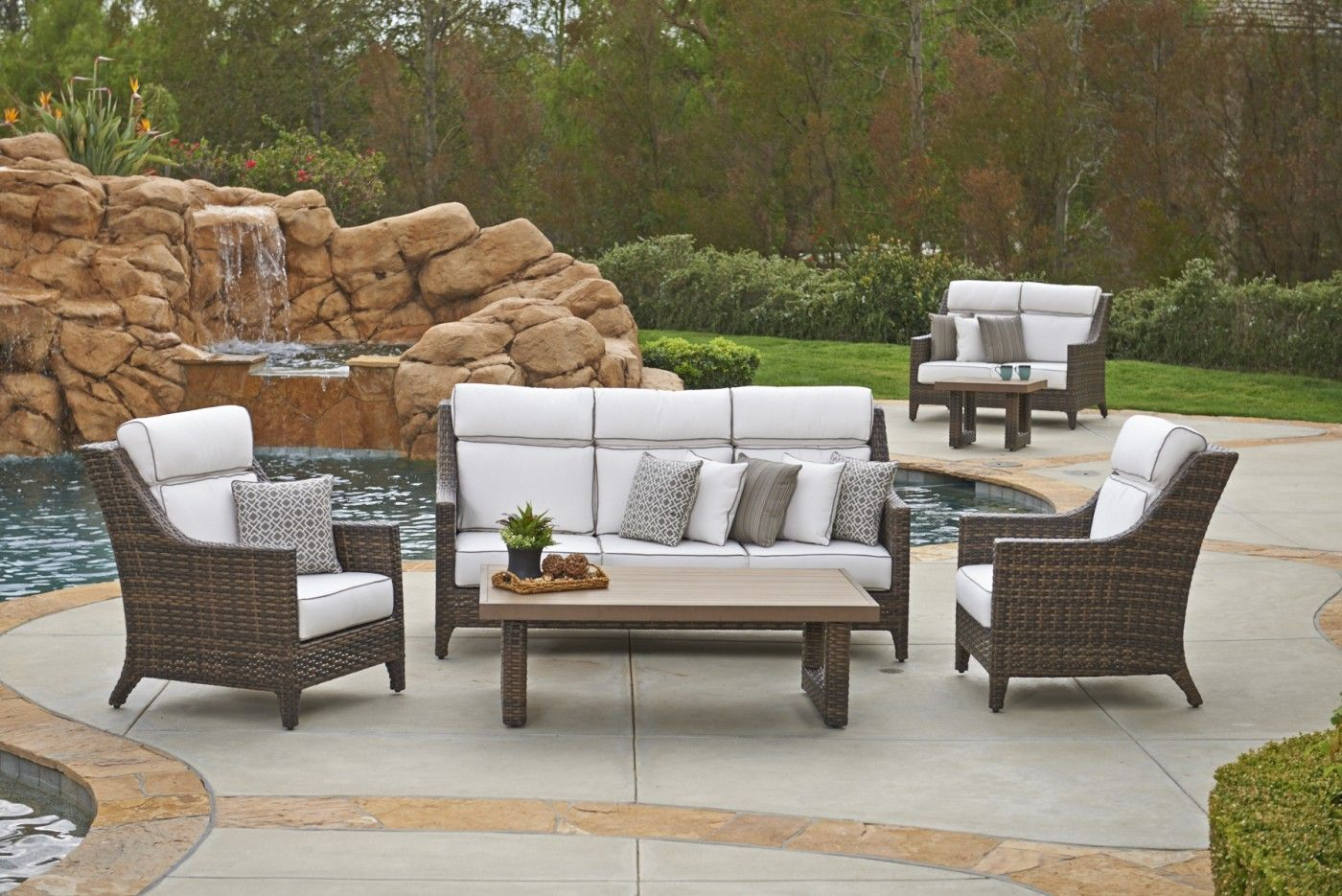 The Avant Collection By North Cape Stylish Outdoor Furniture