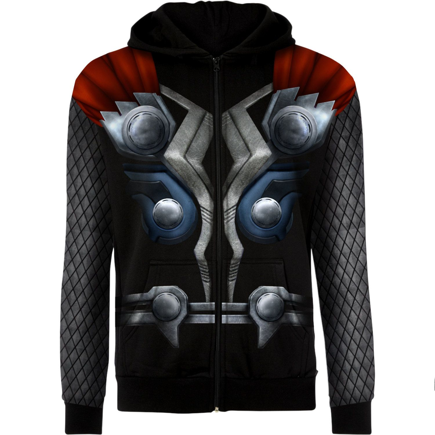 50% Off This Week Only Thor Hoodie or Shirt by CallMeCalliope