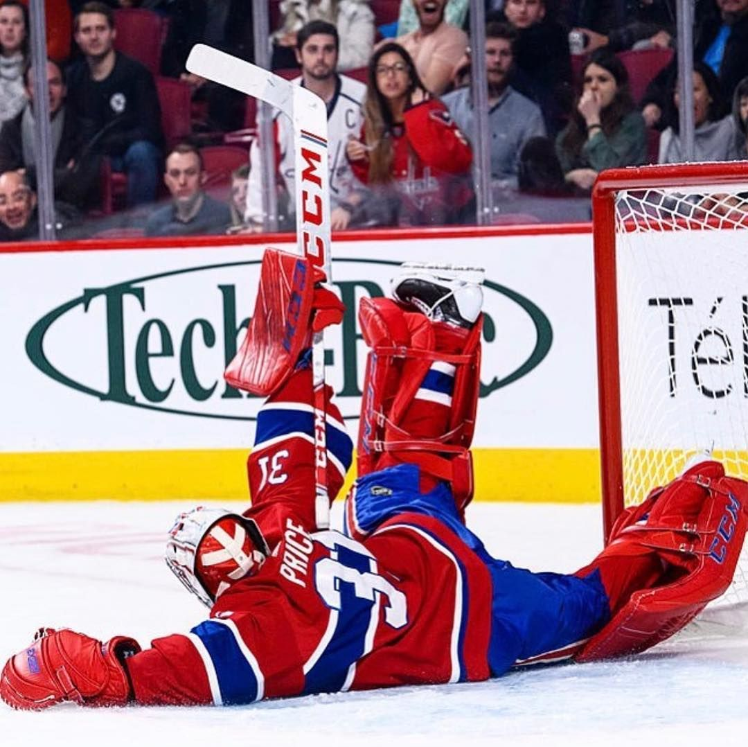 Carey Price Montreal canadiens, Montreal canadiens