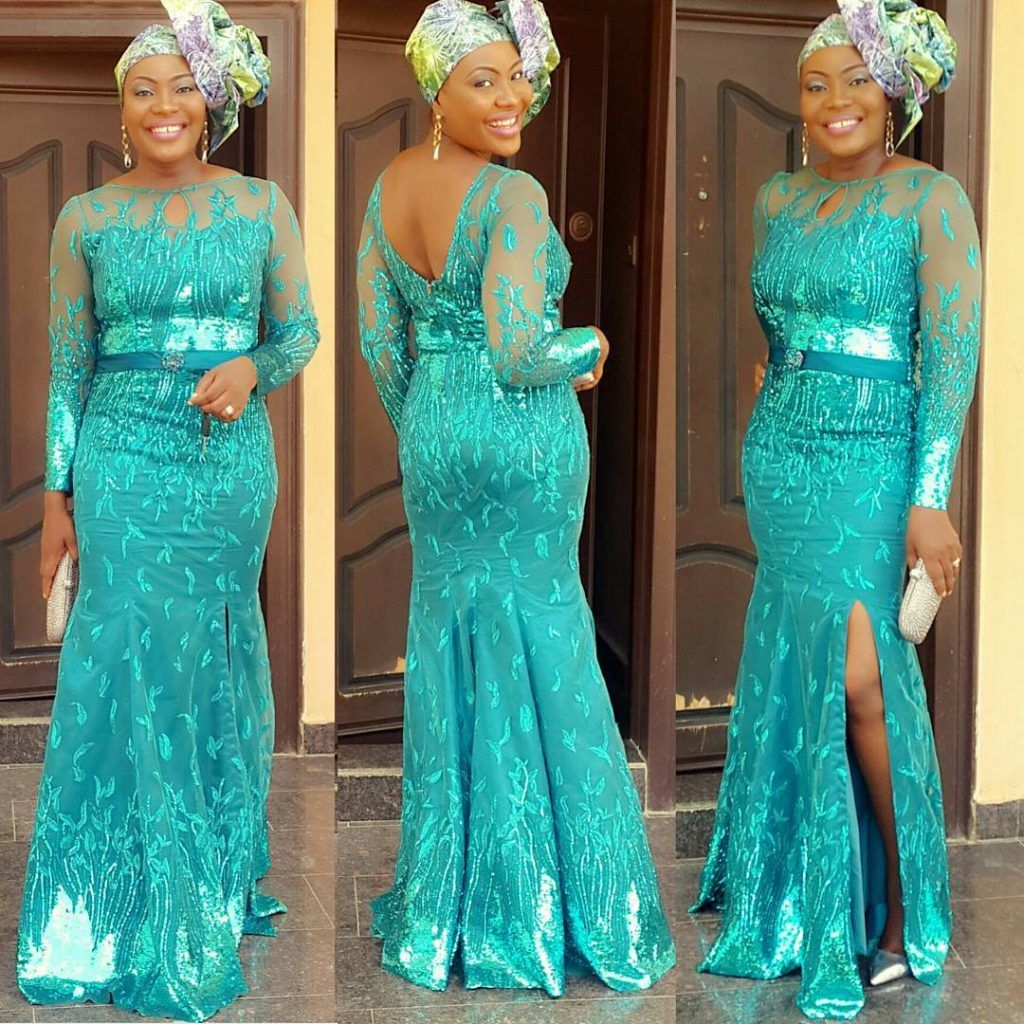 Step up your game with these eye-popping and uber-classy Aso-Ebi ...