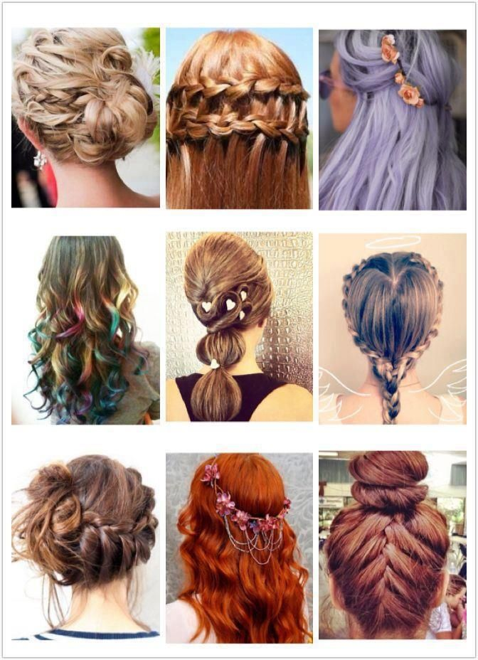 Awesome Hairstyles Cool Hairstyles Hair Styles Long Hair Styles