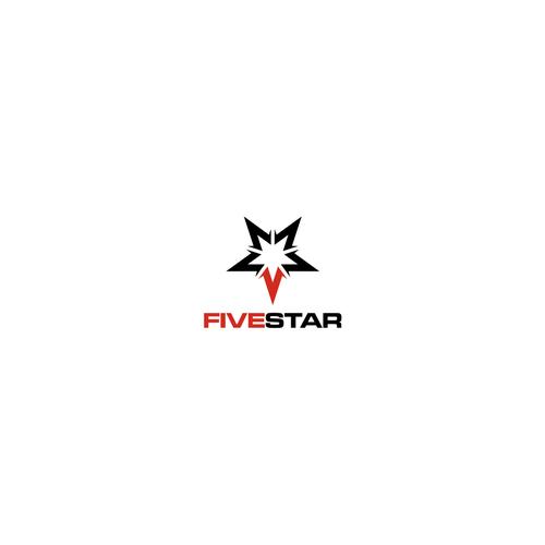 Five Star Logo Design Logo Design Contest Design Logo Contest Picked Star Logo Design Logo Design Contest Design