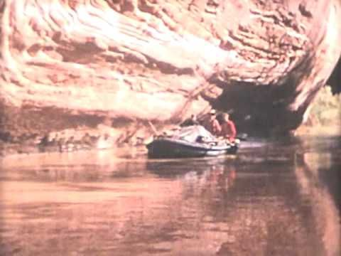 katie lee hiking and rafting glen canyon 1959 1962 canyon