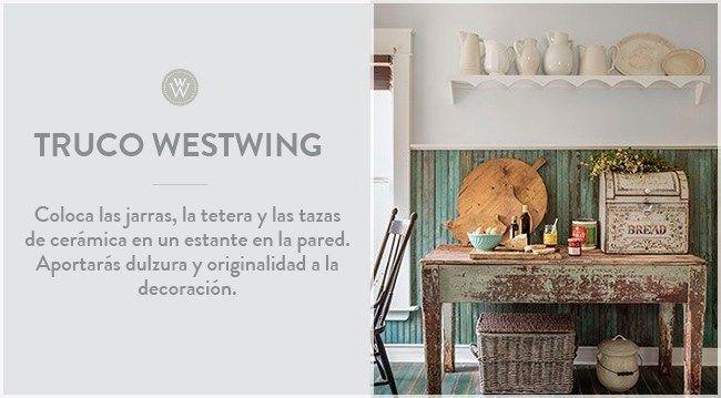 Mesas cottage   Ventas en Westwing