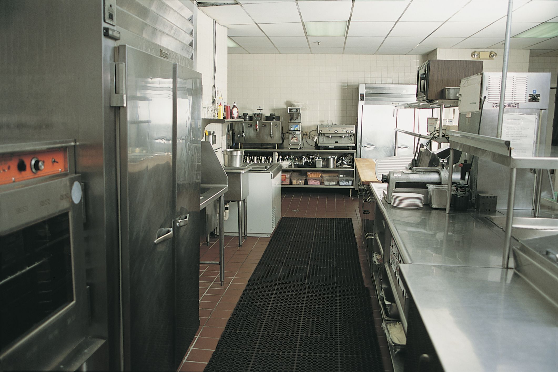 The Estimated Cost For A Commercial Kitchen In A Small Business In