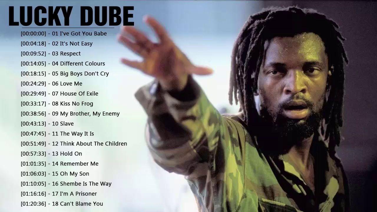 Lucky Dube Greatest Hits 2018 || Best Songs Of Lucky Dube