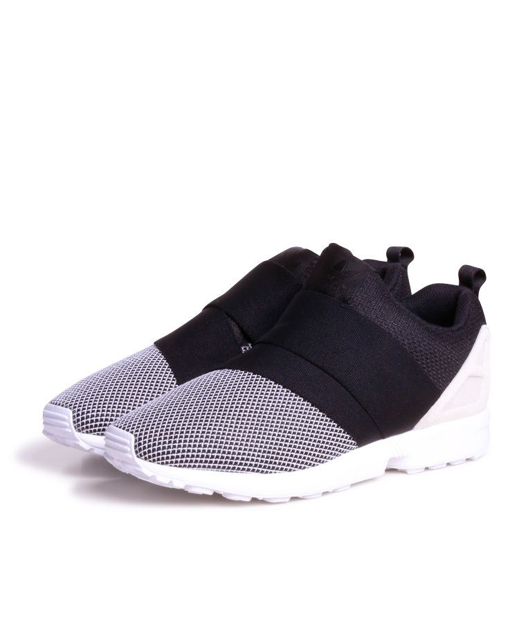 44995a82fee3e Adidas Originals Zx Flux Slip On I Want I Can Khong Sconto