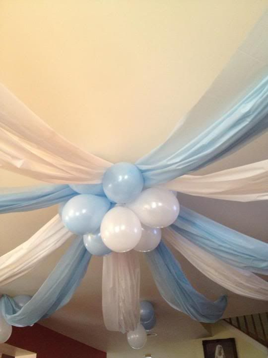 baby shower ceiling decorations google search baby
