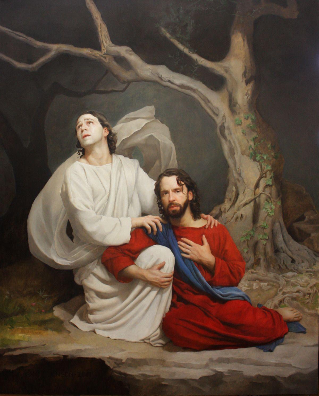Devotional on jesus in the gospels