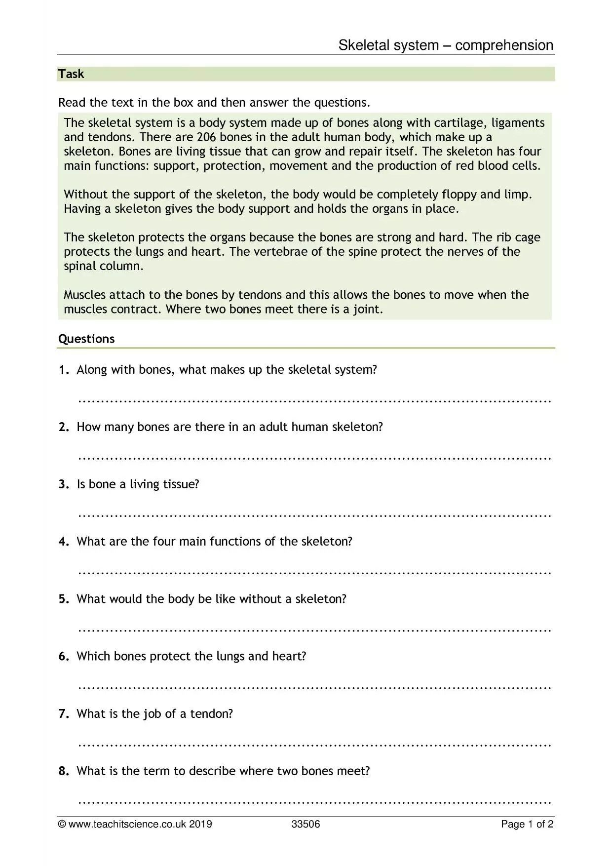 Pin By Svm On Science Worksheets In