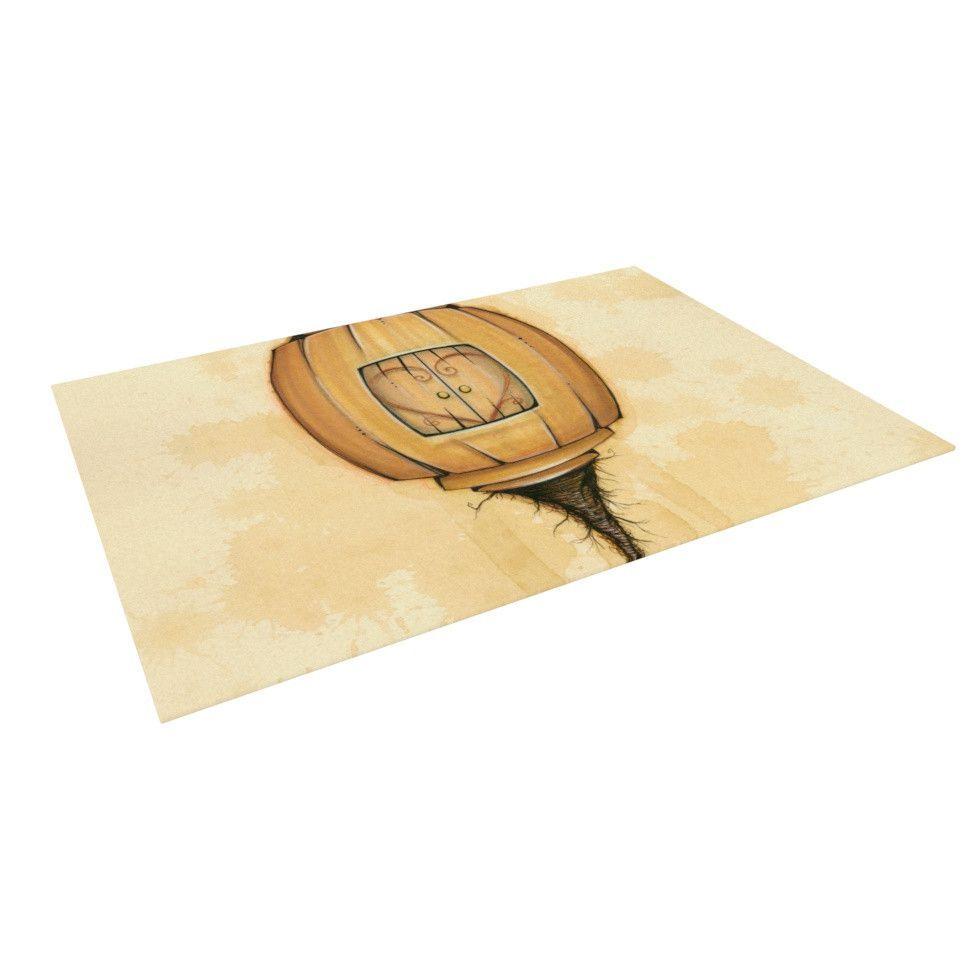 """Matthew Reid """"Her"""" Indoor / Outdoor Floor Mat"""
